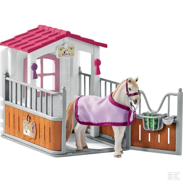 Štala s konjem Schleich dječja igračka